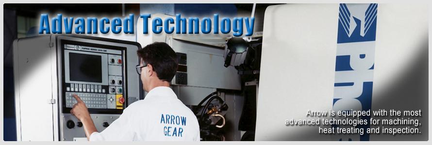 Arrow Gear Banner