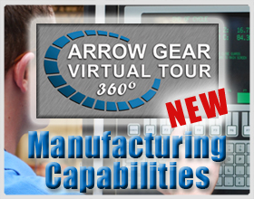 Arrow Gear Machining Capabilities