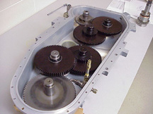 Rolls Royce Gearbox produced by Arrow Gear