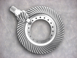 Spiral Bevel Gear Set produced by Arrow Gear