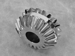 Straight Bevel Gear produced by Arrow Gear